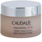 Caudalie Resveratrol [Lift] nočný regeneračný krém s vyhladzujúcim efektom